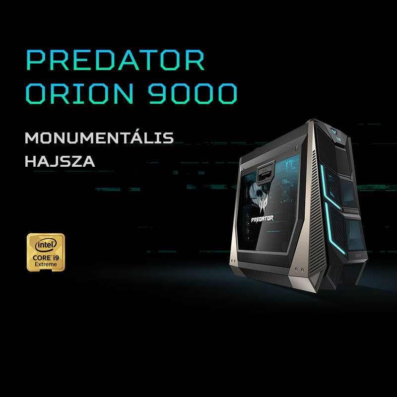 Predator Orion 9000